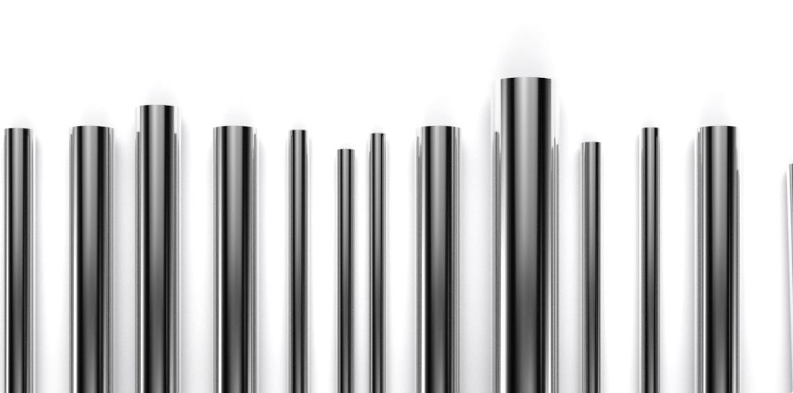 Труби для мехобработки